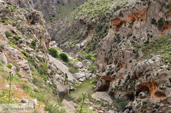 Kourtaliotiko kloof Kreta
